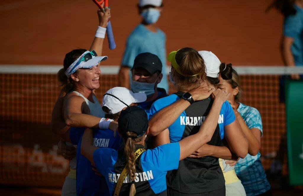 Kazakhstan national tennis team